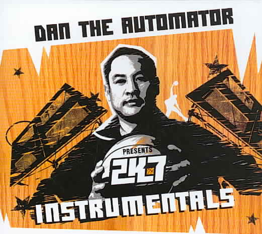 2K7 INSTRUMENTALS BY DAN THE AUTOMATOR (CD)